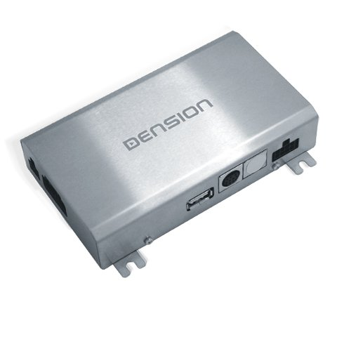 Dension Gateway 500 шлюз для Mercedes  D2B