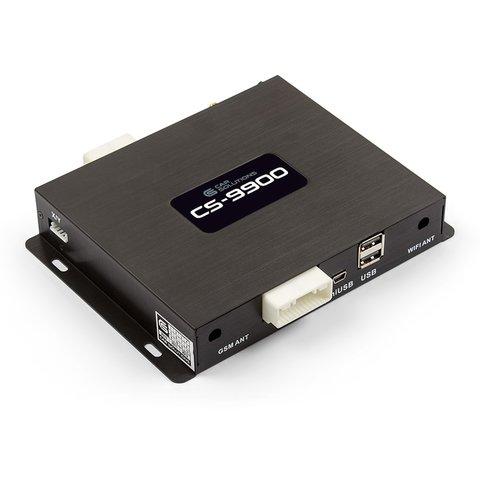 Навигационная система для Toyota Touch&Go на базе CS9900 Car Solutions Edition