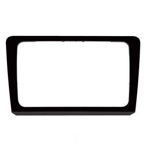 Перехідна рамка для Volkswagen Bora 2013 14 р.в. для RCD510, RNS510, RCD310, RNS310, RNS315 чорна