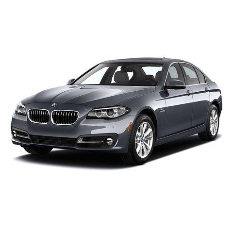 Навигационная система Q ROI на Android и монитор для BMW 5 серии