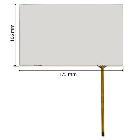 "8"" Touch Screen Panel for Audi MMI 3G+"