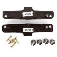Mounting Bracket for 6000CD MP3+USB Car Radio Installation in Ford - Short description