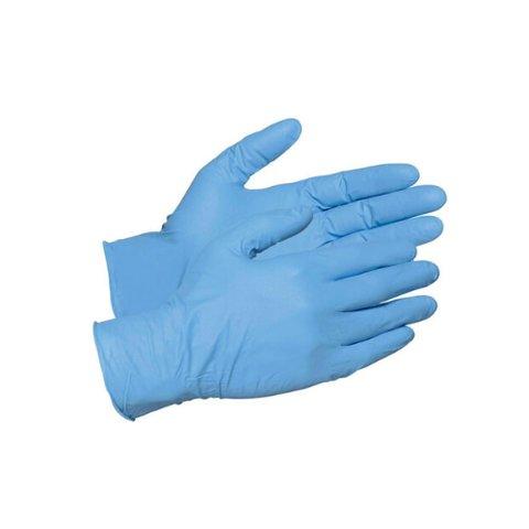 Nitrile Gloves size L, 100pcs pack
