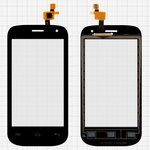 Touchscreen for Fly IQ445 Cell Phone, (black) #TF0304A-TY(A07-S7511)