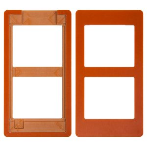LCD Module Mould for Apple iPhone 6 Plus Cell Phone, (for glass gluing )