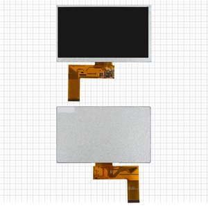 LCD GPS 7,0', (7.0
