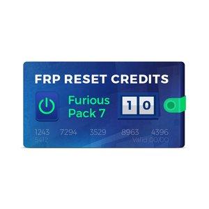 10 FRP Reset Credits (Furious Pack 7)