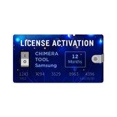 Activación de licensia para Chimera Tool Samsung
