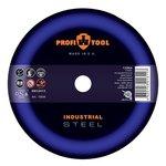 Круг відрізний по металу PROFITOOL INDUSTRIAL 125х1,0х22,2 мм