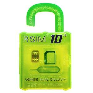 R-Sim10+ карта разблокировки для iPhone 4S / 5 / 5C / 5S / 6 / 6 plus / 6S / 6S plus / 7 / 7 Plus