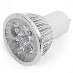 Комплект для сборки светодиодной лампы SQ-S5 4 Вт (теплый белый, GU5.3)