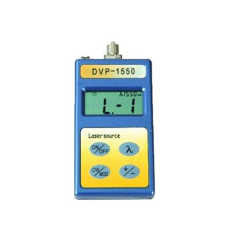 Джерело стабілізованого лазерного випромінювання DVP 1550