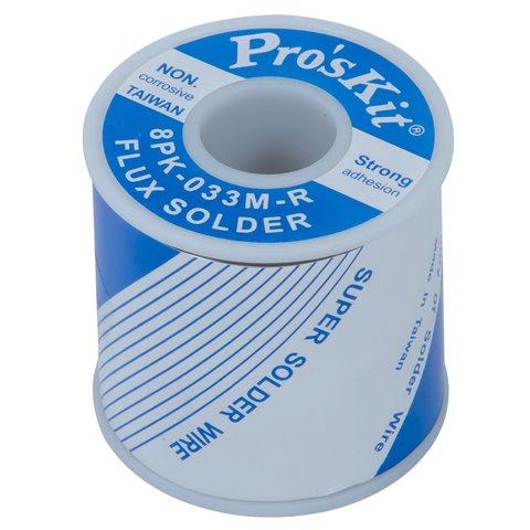 Припій Pro'sKit 8PK 033PS