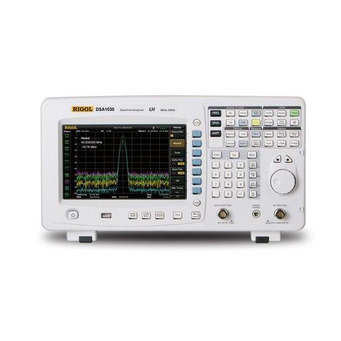 Аналізатор спектру RIGOL DSA1030A зі слідкуючим генератором TG3