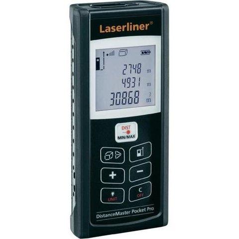 Лазерний далекомір Laserliner DistanceMaster Pocket Pro