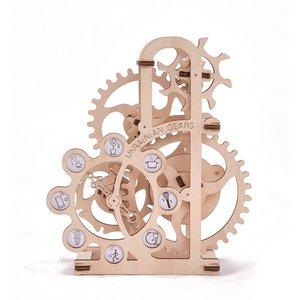 Механічний 3D-пазл UGEARS Силомір