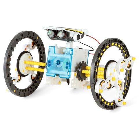 Робот 14 в 1  на сонячних батареях, конструктор CIC 21-615