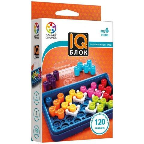 Головоломка Smart Games IQ Блок