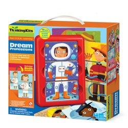 STEAM–набір 4M Професії мрії 00-04712