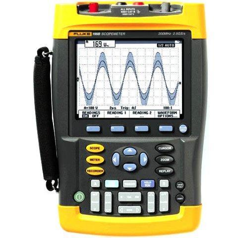 Digital Storage Oscilloscope Fluke 199B
