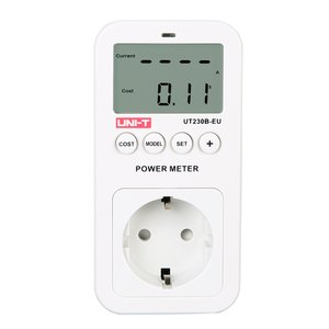 Power Meter Socket UNI-T UT230B-EU
