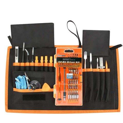 74 in 1 Mobile Phone and Tablet Repair Tool Kit Jakemy JM P02