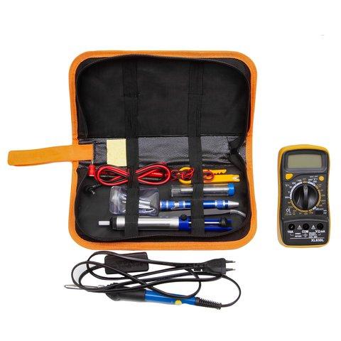 Multifunctional Tool Kit GREEN K010 220 V